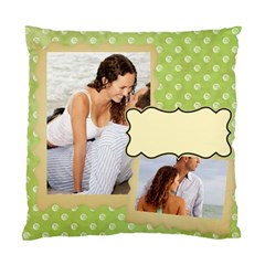 Love By Wood Johnson   Standard Cushion Case (two Sides)   Ctlct5d9obgy   Www Artscow Com Front