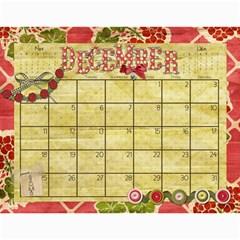 Calendar 2011 By Marina Tang   Wall Calendar 11  X 8 5  (12 Months)   Gkar511tmkjr   Www Artscow Com Dec 2011