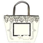 Weddings and More Purse - Bucket Bag