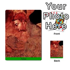 Arian Controversy Final By David   Multi Purpose Cards (rectangle)   Tcbs2m9cdg5n   Www Artscow Com Back 14