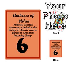 Arian Controversy Final By David   Multi Purpose Cards (rectangle)   Tcbs2m9cdg5n   Www Artscow Com Front 41