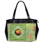 Melon surprise Oversized Handbag2 - Oversize Office Handbag