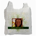 xmas - Recycle Bag (Two Side)