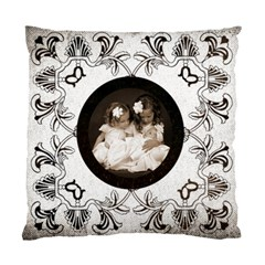 Art Nouveau Oreo Cookiw Cushion Case 2 By Catvinnat   Standard Cushion Case (two Sides)   07pend30gzs2   Www Artscow Com Front