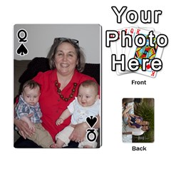 Queen Jons Cards By Laura   Playing Cards 54 Designs   0llfjap1d5p7   Www Artscow Com Front - SpadeQ