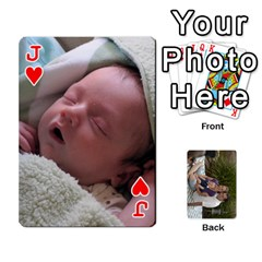 Jack Jons Cards By Laura   Playing Cards 54 Designs   0llfjap1d5p7   Www Artscow Com Front - HeartJ