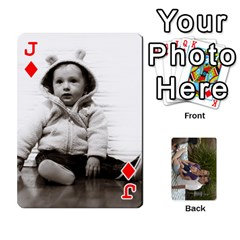 Jack Jons Cards By Laura   Playing Cards 54 Designs   0llfjap1d5p7   Www Artscow Com Front - DiamondJ