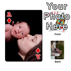 Ace Jons Cards By Laura   Playing Cards 54 Designs   0llfjap1d5p7   Www Artscow Com Front - DiamondA