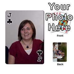 Jack Jons Cards By Laura   Playing Cards 54 Designs   0llfjap1d5p7   Www Artscow Com Front - ClubJ