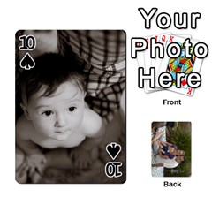 Jons Cards By Laura   Playing Cards 54 Designs   0llfjap1d5p7   Www Artscow Com Front - Spade10