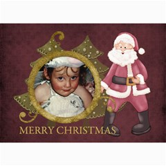Christmas 7x5 Lil1 By Lillyskite   5  X 7  Photo Cards   Fppj50zm7h81   Www Artscow Com 7 x5 Photo Card - 3