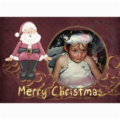Christmas2 7x5 Lil By Lillyskite   5  X 7  Photo Cards   Bvqltl2p0t64   Www Artscow Com 7 x5 Photo Card - 7