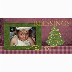 Christmas2 8x4  Lil By Lillyskite   4  X 8  Photo Cards   Og0aossjfa4x   Www Artscow Com 8 x4 Photo Card - 4