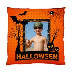 Halloween By Joely   Standard Cushion Case (two Sides)   Ikunq2fql4ww   Www Artscow Com Back