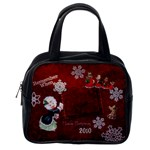 Thank you mail girl Christmas Remember when purse - Classic Handbag (One Side)