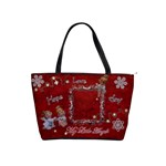 My Little Angels  classic shoulder bag 2 sides  - Classic Shoulder Handbag