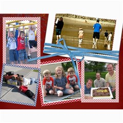 Randall Family 2011 Calendar By Julie   Wall Calendar 11  X 8 5  (12 Months)   Whymfp5oz5hu   Www Artscow Com Month