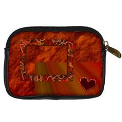 A Magical Moment Leather Camera Case By Ellan   Digital Camera Leather Case   Q022msuoadlj   Www Artscow Com Back