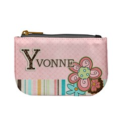 Yvonne2 By Kerry   Mini Coin Purse   Lp1vouost7iu   Www Artscow Com Front