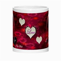 I Heart You Pink Custom Morph Mug By Ellan   Morph Mug   6dwemcvy0qee   Www Artscow Com Center