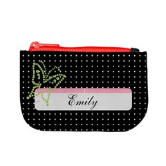 Name Mini Coin Purse 26 By Martha Meier   Mini Coin Purse   Ze3lt8prenm6   Www Artscow Com Front