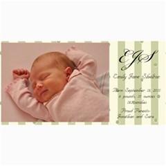 E2 By Sara Shelton   4  X 8  Photo Cards   Lzjb73o4n890   Www Artscow Com 8 x4 Photo Card - 2