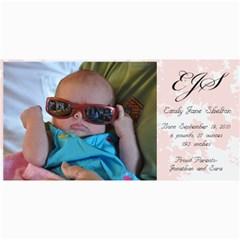 E2 By Sara Shelton   4  X 8  Photo Cards   Lzjb73o4n890   Www Artscow Com 8 x4 Photo Card - 4