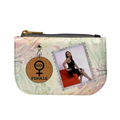 100% Female Mini Coin Purse By Lil    Mini Coin Purse   Lj0jlrbslyz0   Www Artscow Com Front