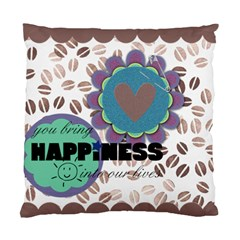 Home Cushion By Diana P   Standard Cushion Case (two Sides)   Arl7tjskrbig   Www Artscow Com Back
