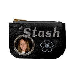 My Stash Mini Coin Purse By Lil    Mini Coin Purse   V5nvood4fzna   Www Artscow Com Front