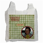 Jolly Christmas Recycle Bag (2 sides) - Recycle Bag (Two Side)