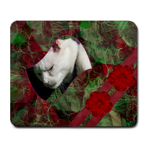 New Year Mouse Mat 1 By Joan T   Collage Mousepad   Qvlp80w6fxjc   Www Artscow Com 9.25 x7.75  Mousepad - 1