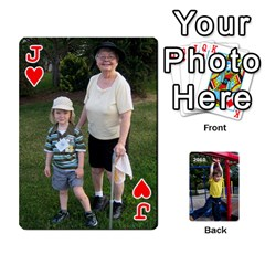 Jack 54 Playing Cards 2010 Final By Darleen Fagan   Playing Cards 54 Designs   Ukp2xr682pxb   Www Artscow Com Front - HeartJ