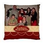 From The Grandkids 2-Sided Cushion Case - Standard Cushion Case (Two Sides)