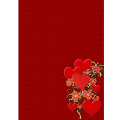 For You Valentine Card By Lil    Greeting Card 5  X 7    0j6ru3utnqj0   Www Artscow Com Back Cover