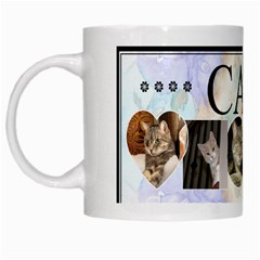 My Cats Mug By Lil    White Mug   Difipf2pfi8x   Www Artscow Com Left