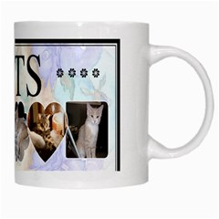 My Cats Mug By Lil    White Mug   Difipf2pfi8x   Www Artscow Com Right