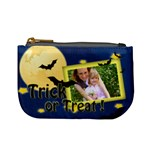 night of halloween - Mini Coin Purse