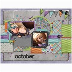 2011 Calendar By Amber Belt   Wall Calendar 11  X 8 5  (12 Months)   H80x82hlwi28   Www Artscow Com Month