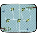 Mini Fleece Blanket - template 1