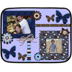 Blanket By Raeanne   Double Sided Fleece Blanket (mini)   0efphj84wpya   Www Artscow Com 35 x27 Blanket Front