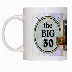 30th Birthday Mug By Lil    White Mug   2x2jckh4xkus   Www Artscow Com Left