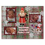 Santa Brought Us the BEST Present in 2010 Jigsaw Puzzle - Jigsaw Puzzle (Rectangular)