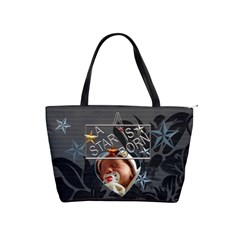 A Star Is Born Baby Boy Shoulder Handbag By Lil    Classic Shoulder Handbag   Ru3ojumzf5zn   Www Artscow Com Front