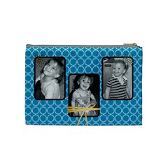 Cosmetic Bag 1 By Martha Meier   Cosmetic Bag (medium)   Dj0mlvo602ox   Www Artscow Com Back