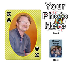 King Cards Completed By Dianne Marshall   Playing Cards 54 Designs   Dmrgk9jfs2vr   Www Artscow Com Front - SpadeK