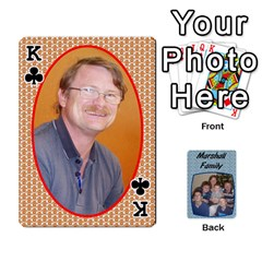 King Cards Completed By Dianne Marshall   Playing Cards 54 Designs   Dmrgk9jfs2vr   Www Artscow Com Front - ClubK