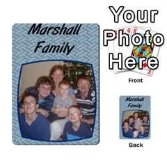 Cards Completed By Dianne Marshall   Playing Cards 54 Designs   Dmrgk9jfs2vr   Www Artscow Com Back
