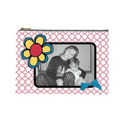 Lg Cosmetic Bag 1 By Martha Meier   Cosmetic Bag (large)   D6k4xh5hpo5b   Www Artscow Com Front