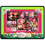 lilly s blanket - Fleece Blanket (Extra Large)